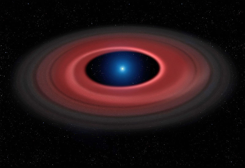 Artist%E2%80%99s impression of the glowing disc of material around the white dwarf SDSS J1228%2B1040.jpg