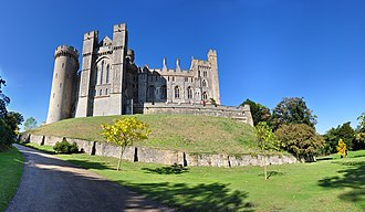 John FitzAlan, 14th Earl of Arundel - Arundel Castle was the main residence of the FitzAlan family, but John FitzAlan spent most of the years from 1430 until his death in France.