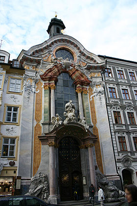 Image illustrative de l'article Asamkirche (Munich)
