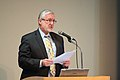 Assistant Secretary for Nuclear Energy Lyons at Fukushima Recovery Forum (12604100945).jpg