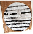 Asta von Unger, Determination 04, Lack auf Papier, 2012 154x170cm.jpg