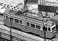 Astoria kereszteződés, metróépítés (1963). Balra MTA lakóház, alul Zagyva-híd. Fortepan 27056.jpg (cropped).jpg