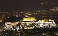 Athens - Acropolis from Lycabettus at night.jpg