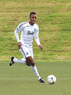 Atiba Harris Saint Kitts and Nevis footballer
