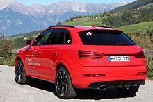 Audi Q3 - Wikipedia
