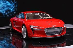 Audi e-tron - Image: Audi e tron (Edit 1)