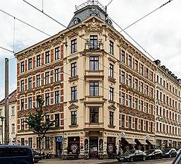 Auerbachstraße 2 Leipzig