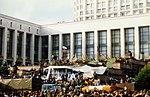 Augustus coup in Moskou in