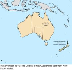 Map Of Australia 1830.Territorial Evolution Of Australia Wikipedia