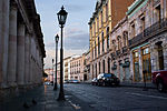 Calle Hidalgo in the Historic Centre of Zacatecas