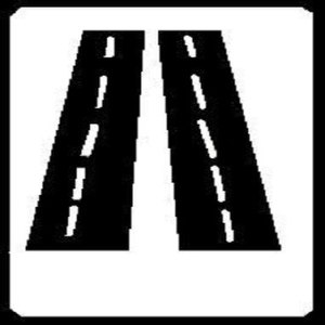 Road signs in Iran - Image: Avenue in Iran