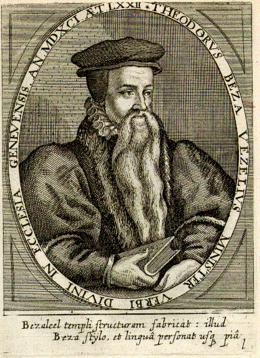 Bèze, Théodore de (1519-1605) - 1596 - inc Boissard, J.J Bibliotheca chalcographica -1652-69.png