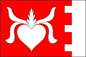Bítov (Nový Jičín District) - Image: Bítov NJ flag