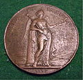 BARON OLOF THEGNER, GOVERNOR of UPLANDIA, SWEDEN MEDALLION 1687 a - Flickr - woody1778a.jpg
