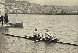 Germany at the 1896 Summer Olympics - German team at sailing