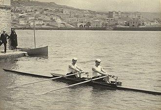 Sailing at the Summer Olympics - German team at the 1896 Summer Olympics