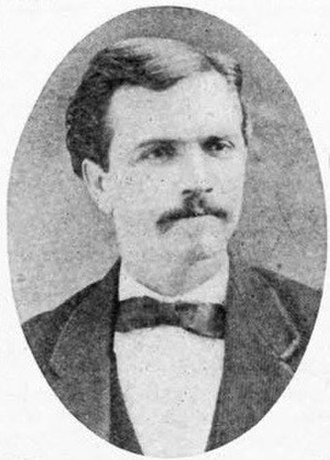 B. B. Comer - Comer in his mid-30s