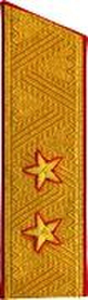 National Police Service (Bulgaria) - Старши комисар