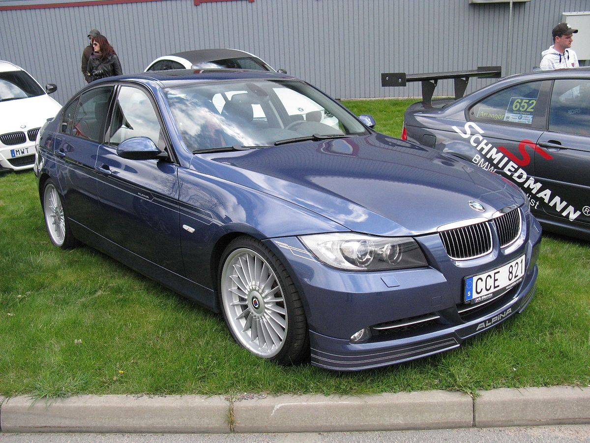 BMW Alpina B3 Bi-Turbo - Wikipedia