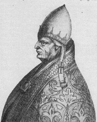 Papal renunciation - Image: B Gregor VI