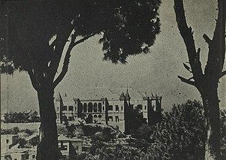 Baabda Palace - Baabda Palace - 1947