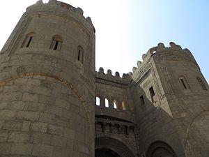 Bab al-Futuh - Bab al-Futuh, Cairo.