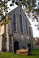 Back of Church of St. Mary the Virgin, Eastry.JPG