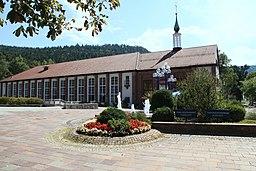 Kurhausdamm in Bad Liebenzell
