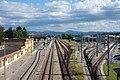 Bahnhof St. Poelten-Kaiserwald Gleisanlagen.jpg