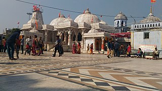 Becharaji Town in Gujarat, India