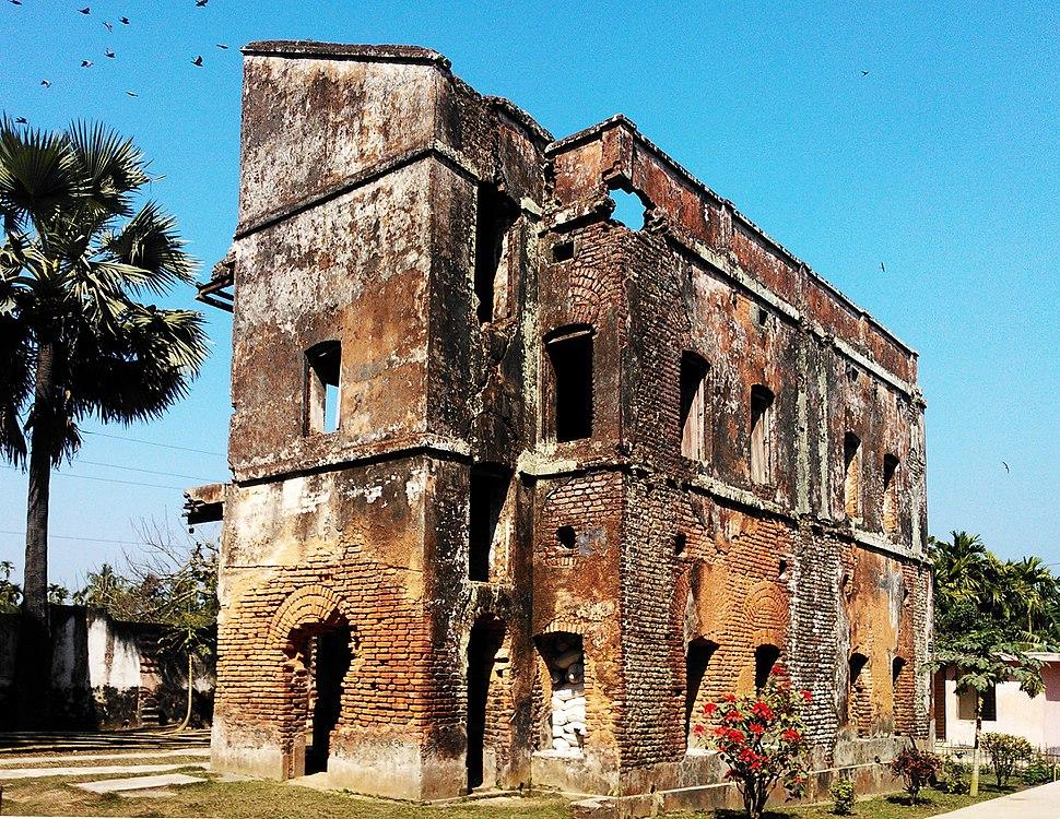 Manikganj District - Howling Pixel