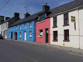 Ballydehob - Main Street