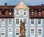 Bamberg blaues Haus mit Kunigunde 1240669.jpg