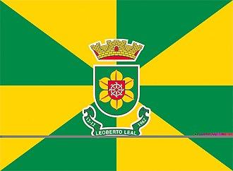 Leoberto Leal - Image: Bandeira leobertoleal