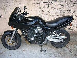 Suzuki Bandit Series Wikipedia