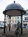 Bandstand at the Market Place, Whitehaven - geograph.org.uk - 125892.jpg