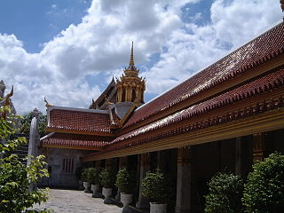 Ban Phan Thom subdistrict in Phra Nakhon district, Bangkok, Thailand