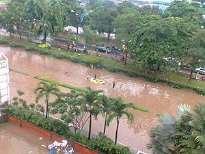 Banjir jakarta, Banjir 2013
