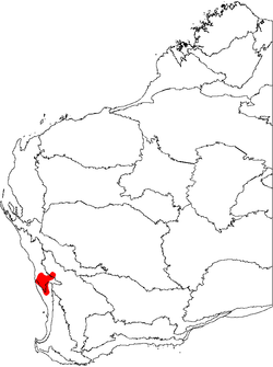 Banksia grossa map.png