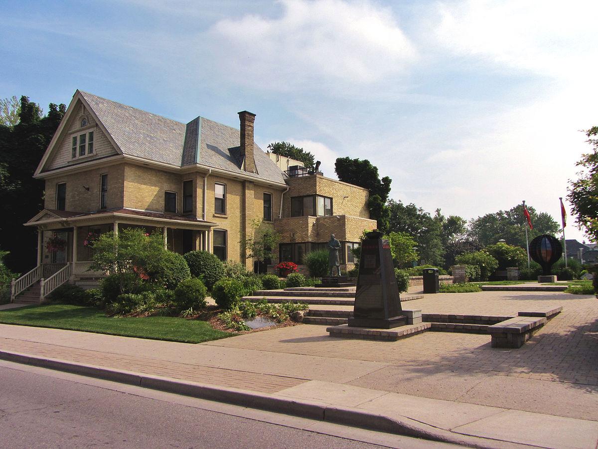 Резултат с изображение за frederick grant banting house