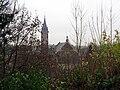 Bapaume église St-Nicolas vue depuis la motte 1.jpg
