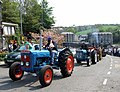 Barley Saturday, tractor procession - geograph.org.uk - 416801.jpg