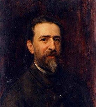 Juan de Barroeta - Juan de Barroeta (1884), portrait by Raimundo Madrazo.