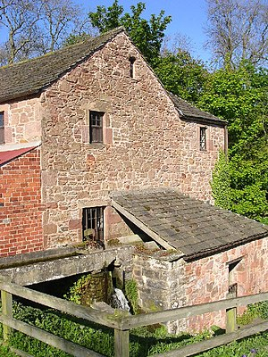 Barry, Angus - Barry Mill