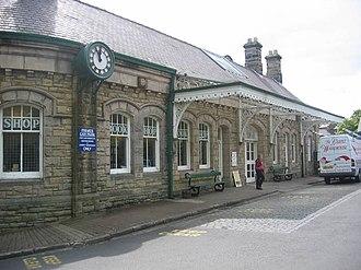Alnwick - Barter Books in Alnwick