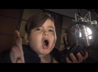Baste Granfon Filipino child actor