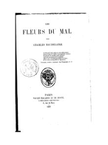 The Project Gutenberg eBook of The Flowers Of Evil, by ...
