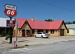 Route 66 Welcome Center, 2010