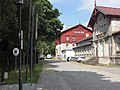 Bayerisch Eisenstein Bahnhofstraße Železná Ruda 2008 f.jpg