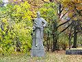 Bdg parkKochanowskiego posag 10 10-2013.jpg